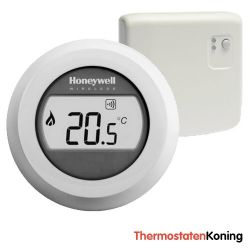 Honeywell Round Wireless Aan-Uit