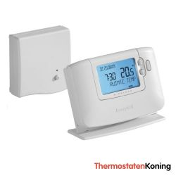 Honeywell ChronoTherm Wireless Modulation